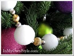 how to make hang tree garland in my own style
