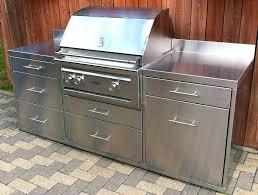 meuble cuisine inox brossé meuble cuisine inox brosse table pro cleanemailsfor me
