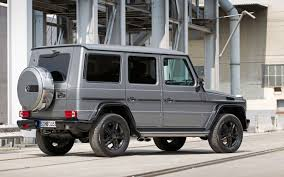 jeep wagon mercedes mercedes g class two door nearing end gets special edition