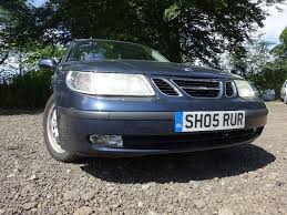 05 saab 9 5 linear tid diesel 2 2 estate mot jan 018 3 owners from