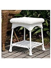 outdoor side tables amazon com