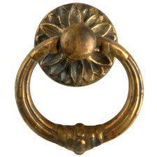 Brass Ring Pulls Cabinet Hardware by 64 Best Archive Cabinet Knobs And Pulls Images On Pinterest