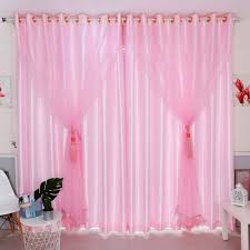 Girls Blackout Curtains Online Get Cheap Shiny Curtains Aliexpress Com Alibaba Group
