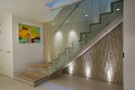 Staircase Wall Design by Hansasell Wallpaper Store