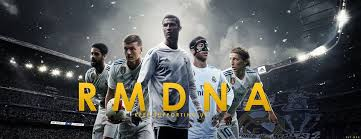 Real Madrid Real Madrid Is In My Dna Home