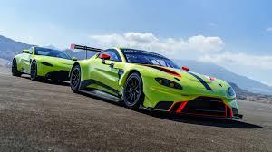 aston martin racing team 2018 aston martin vantage gte ready for endurance autodevot