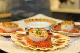 cuisine coup de coeur risotto de gamabs à l estragon picture of cuisine coup de coeur