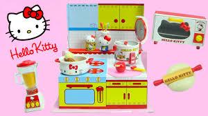 accessories small toy kitchen kitty happy kitchen