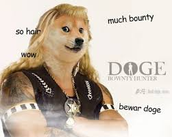 shibe doge meme 001 doge the bounty hunter comics and memes