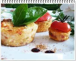 defi cuisine flan de tomates au basilic mozzarella parmesan et sésame doré