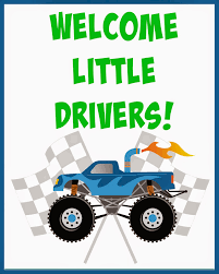 how to become a monster truck driver for monster jam baking with blondie monster truck birthday party
