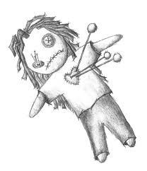 voodoo doll by ookami desu voodoo doll pinterest voodoo
