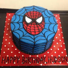 25 cake spiderman ideas
