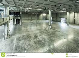 Warehouse Interior by Empty Warehouse Interior Royalty Free Stock Image Image 34731936