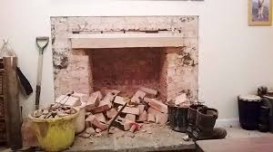 Remove Brick Fireplace by Reinstating Or Removing Old Fireplaces Homebuilding U0026 Renovating