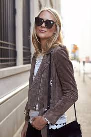 the moto jacket fashion jackson karen walker sunglasses blanknyc morning suede