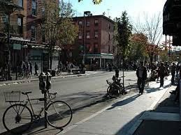 Bedford New York Bedford Avenue Williamsburg Brooklyn New York Nyc Usa