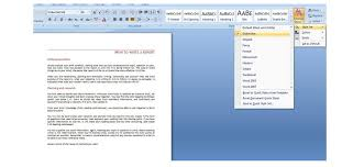 how to make your microsoft word document stand out learn it anytime