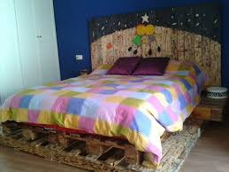 pallet bed design and styles ideas recycled pallet ideas