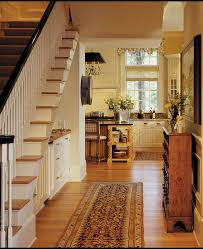 Center Hall Colonial Open Floor Plan Widen Hallway Hall Traditional With Hallway Adhesive Wood Grain