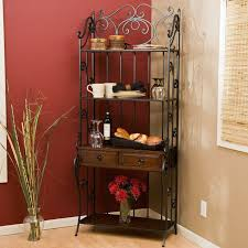 decorating ideas for kitchen shelves the 25 best bakers rack decorating ideas on bakers