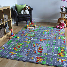 Kid Play Rugs Childs Rug With Roads Roselawnlutheran