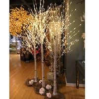 pre lit led trees indoor or outdoor use