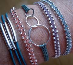 beaded braid bracelet dianne faw