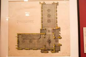Union Station Dc Floor Plan No Further West The Design Of Los Angeles Union Station Kcet
