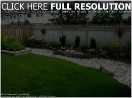 backyards innovative simple corner landscaping ideas applying to