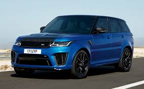 land rover wallpaper 2017 range rover sport svr 2017 wallpapers and hd images car pixel