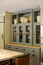 Kitchen Pantry Cabinet White by Pantry Cabinet Glass Door Pantry Cabinet With Black Pantry Door