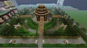 Minecraft Garden Ideas Serenity Garden Creative Mode Minecraft Java Edition