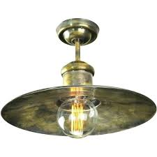 Nautical Ceiling Light Nautical Ceiling Lighting Large Semi Flush Fitting Nautical Style