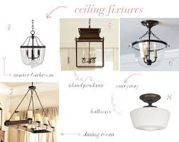 Pottery Barn Ceiling Light Lighting Selections Megan Handmade