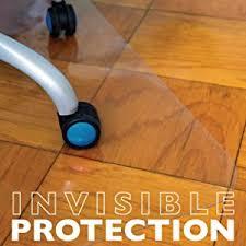 protecting hardwood floors amazon com office chair mat for hardwood floors 30 x 48 floor