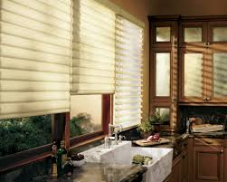 Large Kitchen Window Treatment Ideas by Excellent Contemporary Window Treatments Photo Decoration Ideas