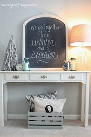 Winter Home Decor Updated Home Tour January Decorating Recap House By Hoff