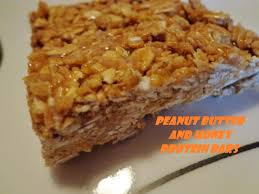 butter and honey protein bars