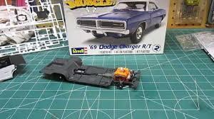 how to build a dodge charger revell 1969 dodge charger r t build update channel review update
