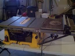 dewalt table saw rip fence extension amazing router table extension on dw744 tools equipment contractor