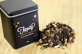 tippity teas tisanesblack teamerry merry