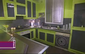 cuisine gris et vert déco cuisine gris et vert anis