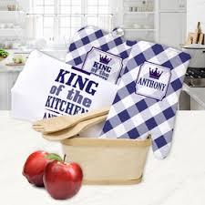 Kitchen Gift Baskets Personalized Kitchen Gift Baskets Monogram Online