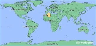 algeria map where is algeria where is algeria located in the