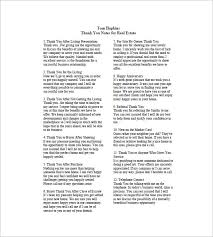 real estate thank you letter u2013 5 free sample example format
