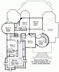 Daylight Basement House Plans by Potilia Traditional Floor Plans Luxury Floor Plans