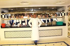 la brigade de cuisine nicolas sale est le nouveau chef exécutif du ritz à