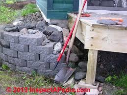 deck post installation procedure for deck design build projects
