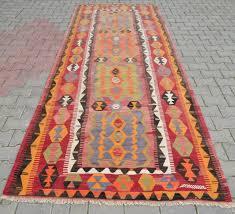 Orange Runner Rug Warmth Kilim Runner Rugs For Our Home Emilie Carpet Rugsemilie